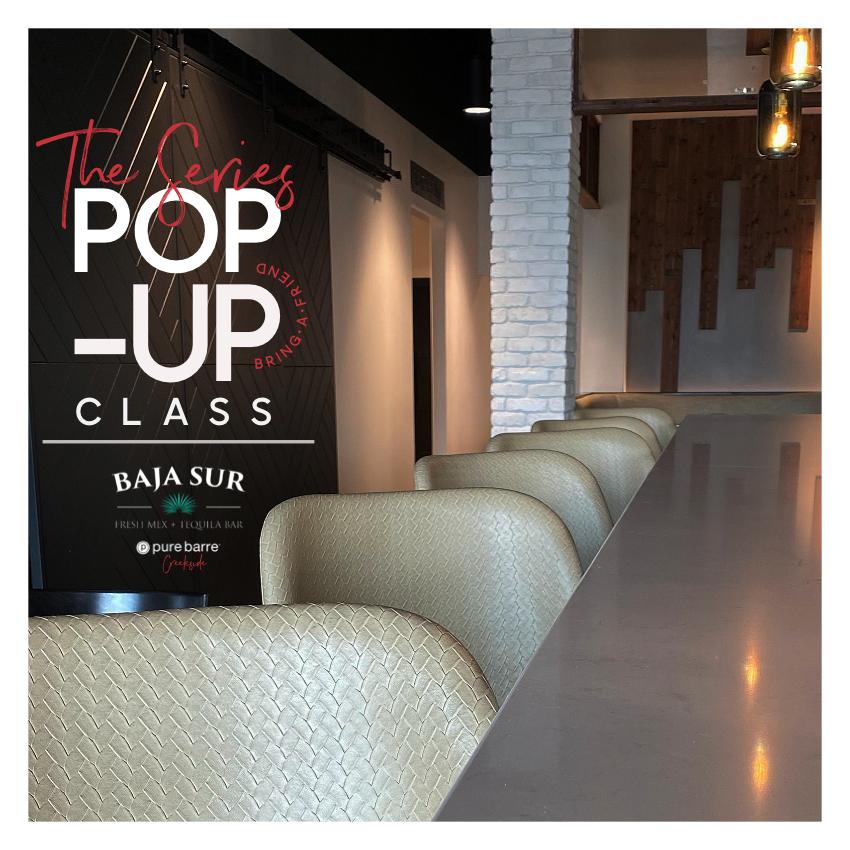 Pop-Up Class at BajaSur TexMex