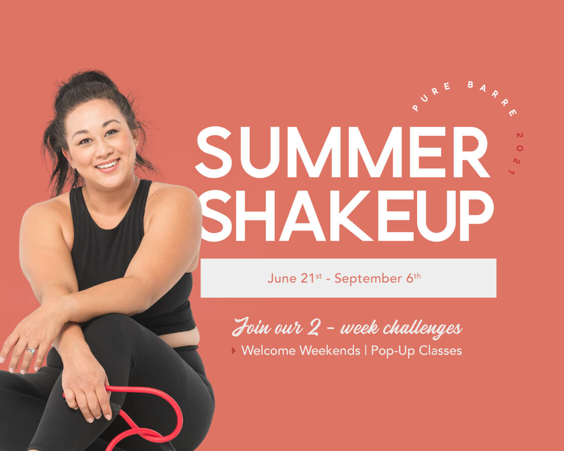 Join Our Summer Shake Up!