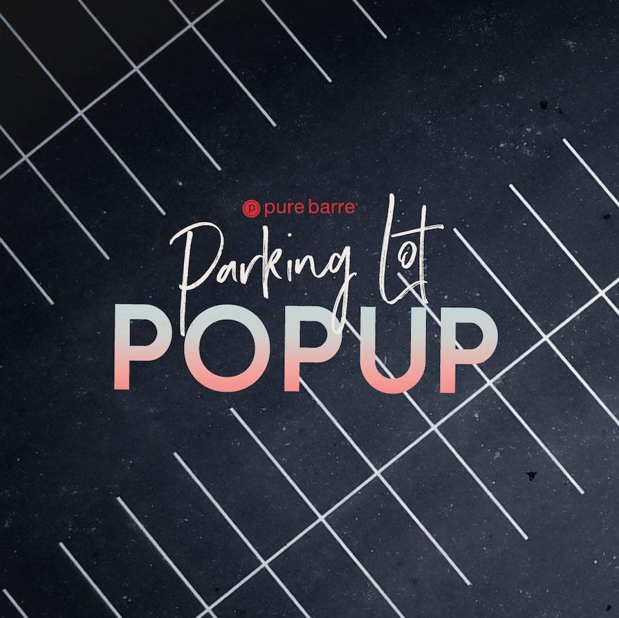 Parking Lot Pop-Up