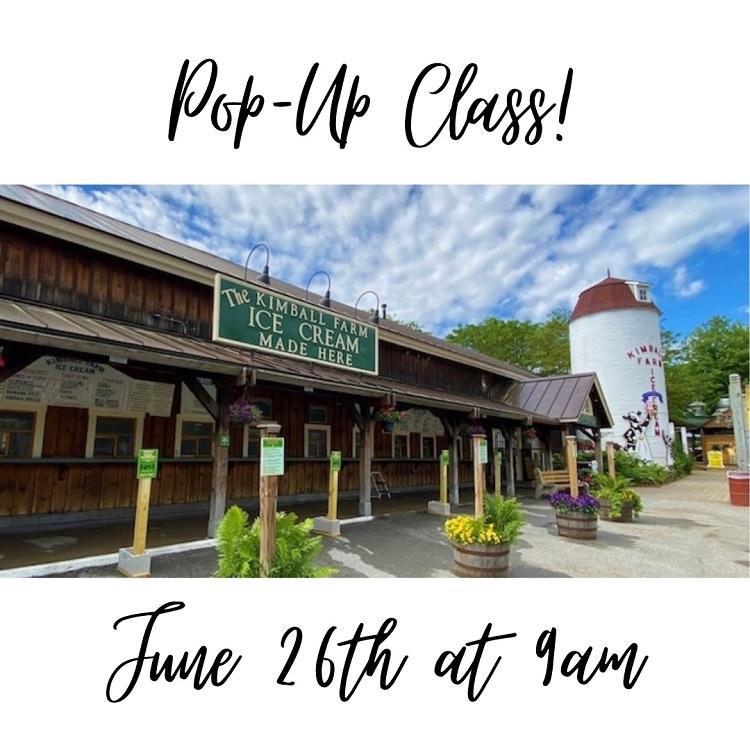 Free Benefit Class at Kimball Farms