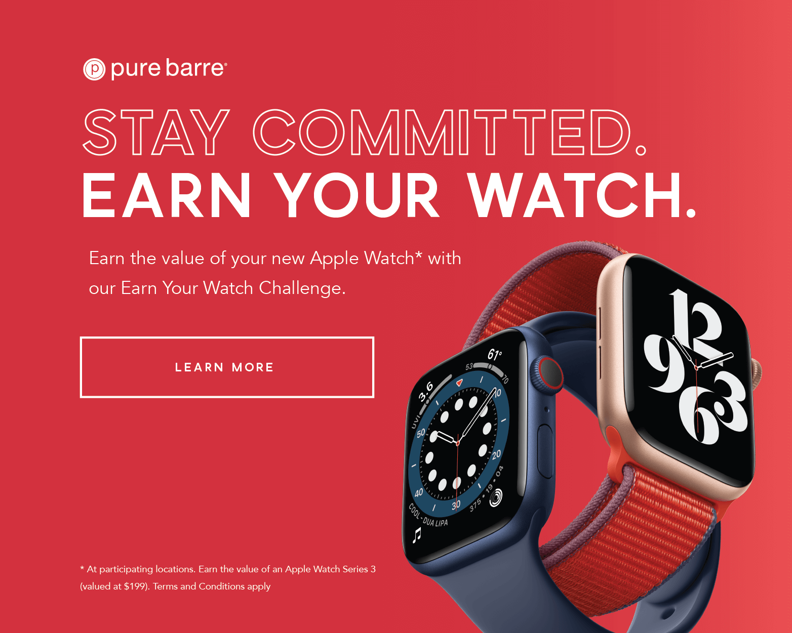 Earn Your Apple Watch