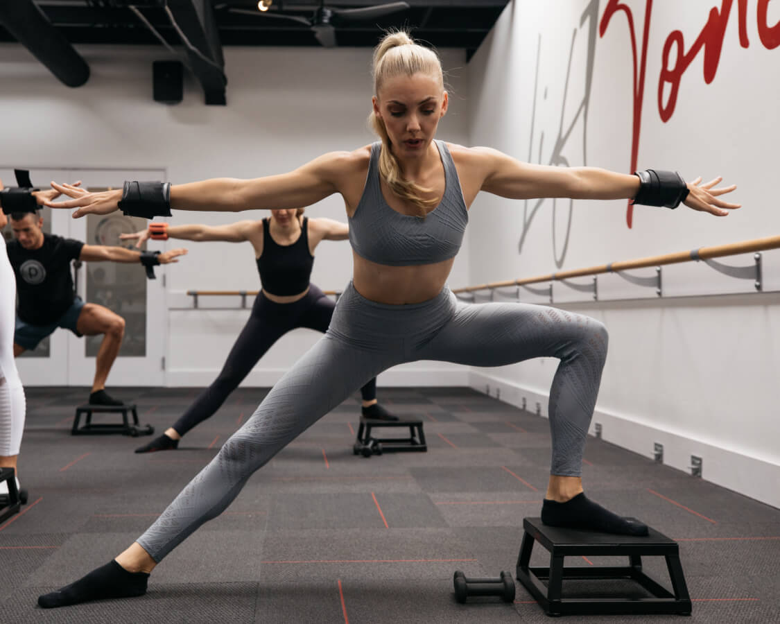 Try A Free Barre Class