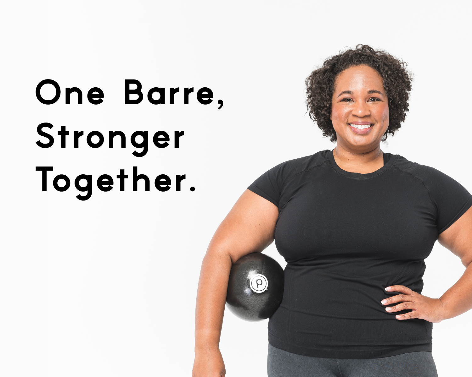 One Barre, Stronger Together