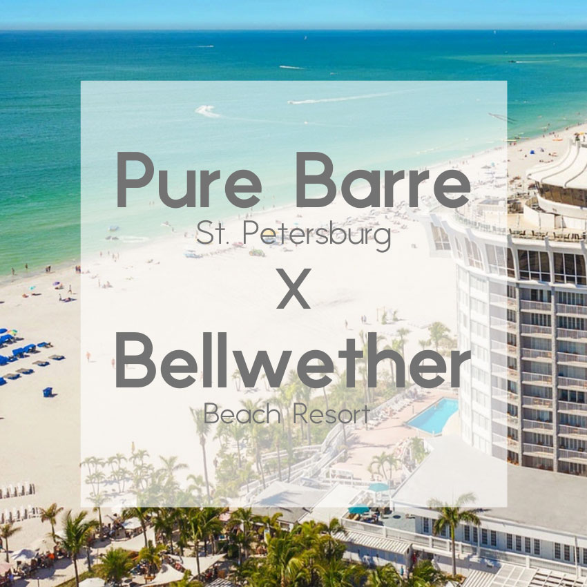 Barre on the Beach with Bellwether Beach Resort
