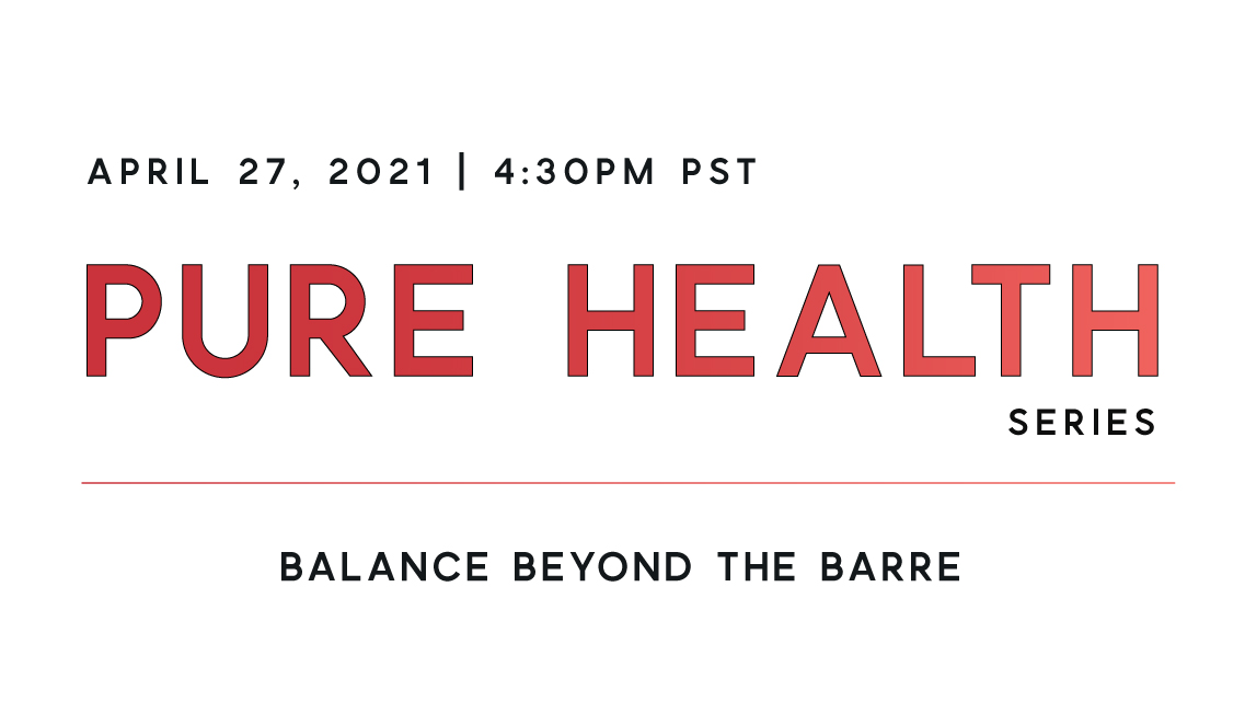 Balanced Beyond the Barre