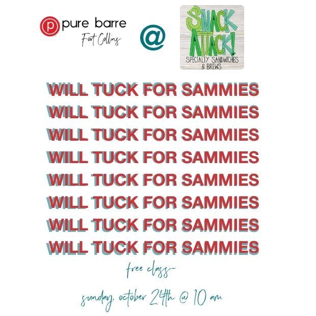 Shake and Sammies