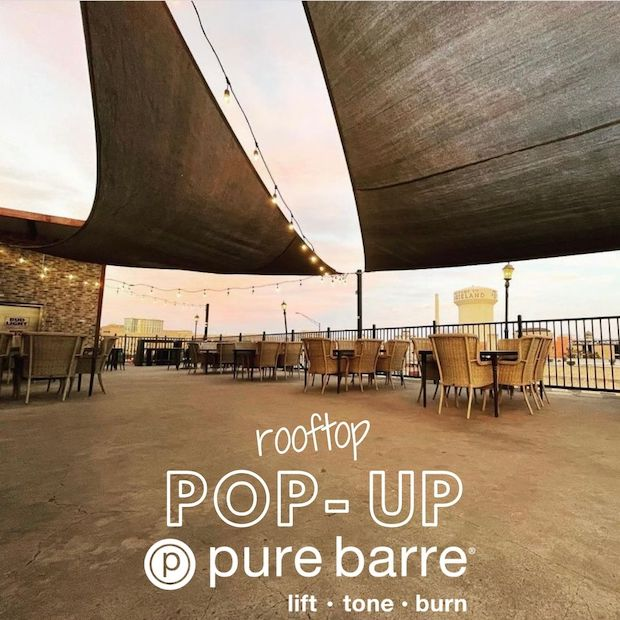 Rooftop Pop-up at The Corner