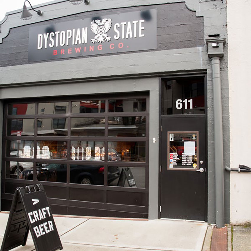 Sweat for a Cause: Pure Barre POP-UP @ Dystopian State Brewing