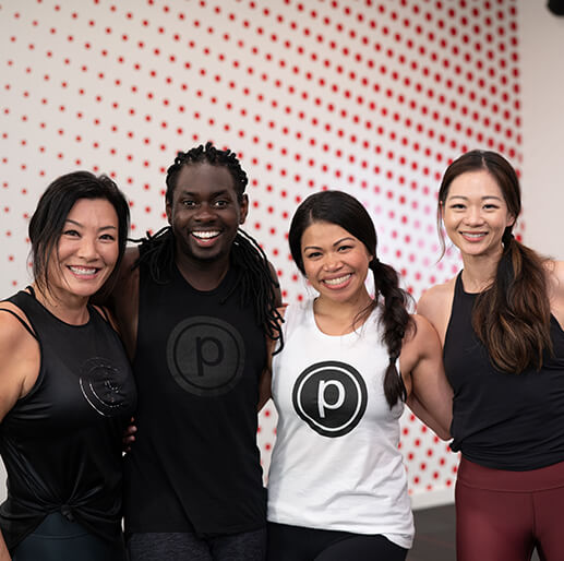 Pure Barre is proud to be an Equal Employment Opportunity and Affirmative Action employer